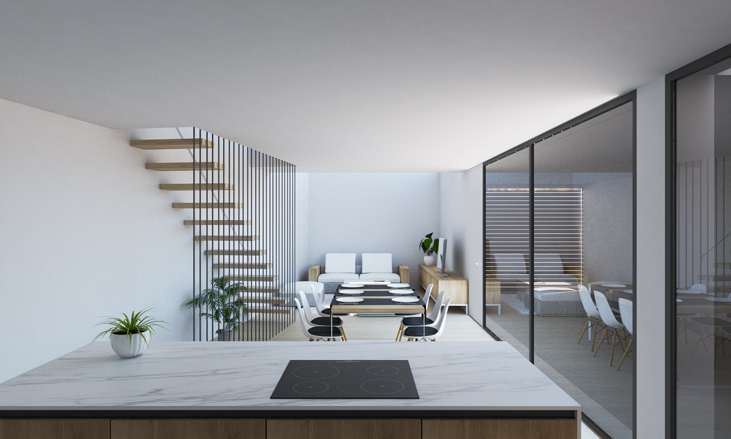 Proyecto Binomio Arquitectura - In&Out